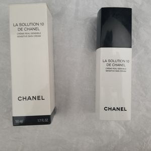 La Solution 10 De Chanel Moisturizer Cream